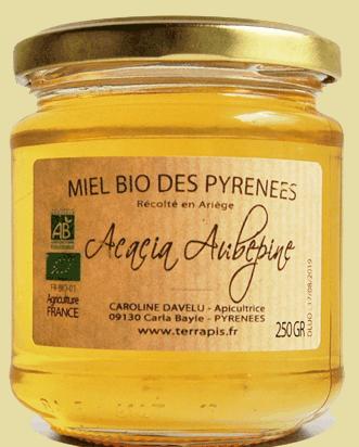 miel bio haut de gamme